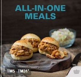 All in one meals