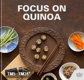 Focus on Quinoa
