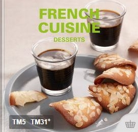 French Cuisine Desserts